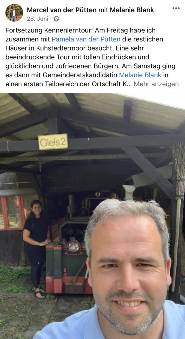 Kuhstedtermoor und Kuhstedt